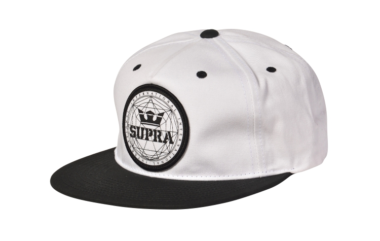 SUPRA Geo Patch Cap (C3040-002)