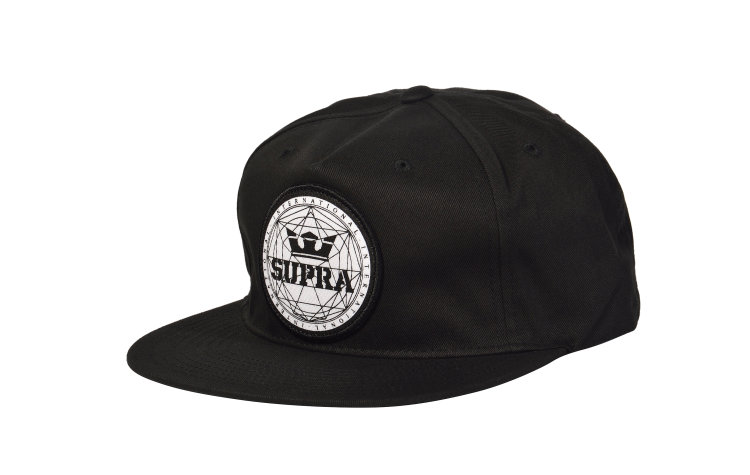 SUPRA Geo Patch Cap (C3040-008)