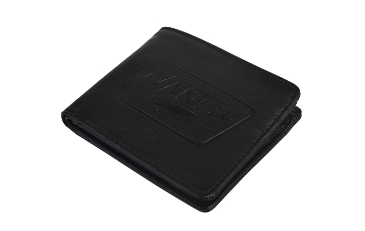 VANS Full Patch Bifold Wallet (VN0A31J9BLK)