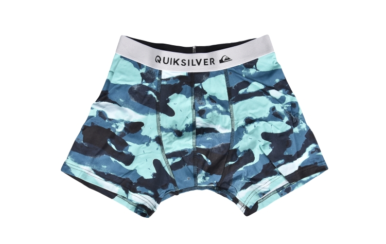 QUIKSILVER Boxer Poster (EQYLW03031-BSG6)