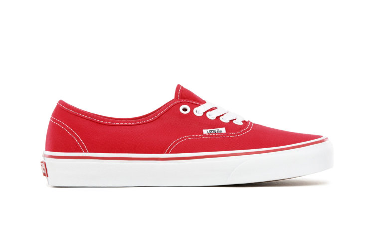VANS Authentic (VN000EE3RED)