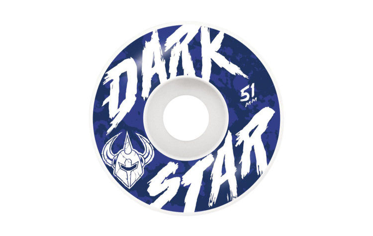 DARKSTAR Chalk Wheels 51mm (10112302)