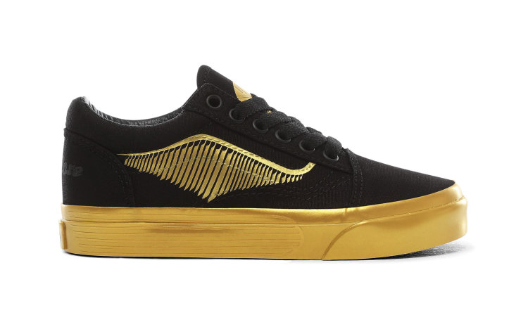 VANS Kids Old Skool (harry Potter) (VN0A4BUUV3K)