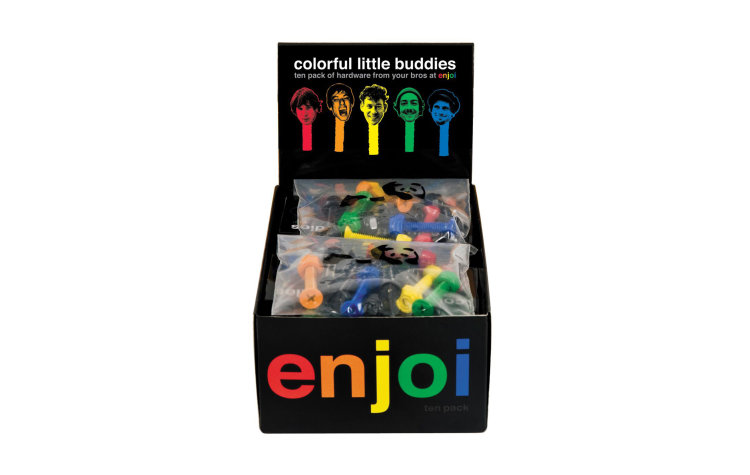 ENJOI Little Buddies Phillips 7/8 Bolts (11017002)