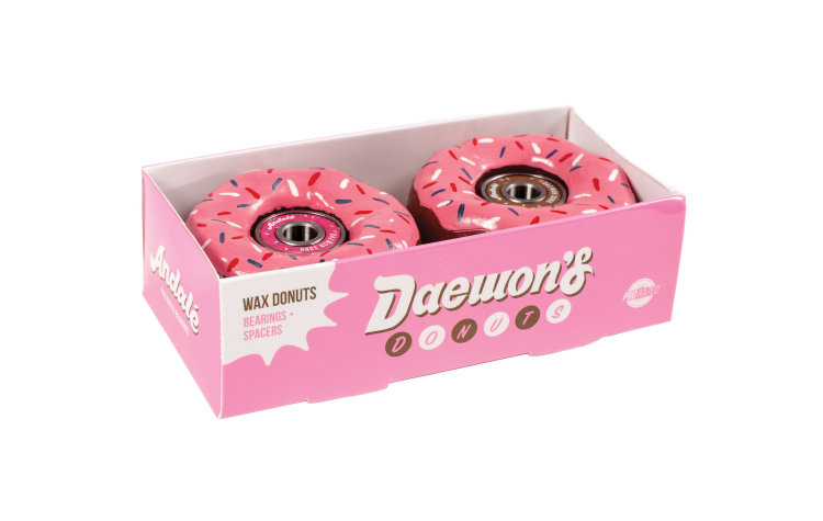 ANDALÉ Donut Wax & Bearings (11246034)