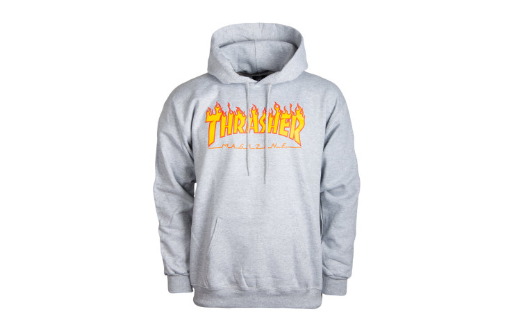 THRASHER Flame Ph (44255-GRY)