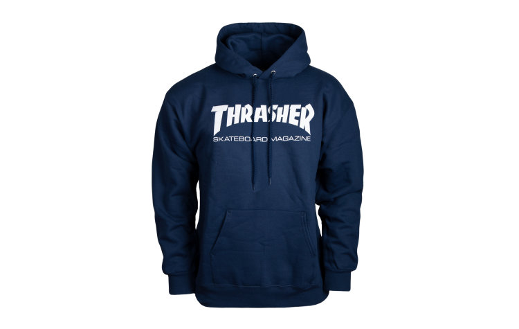THRASHER Skate Mag Ph (440766-NVY)