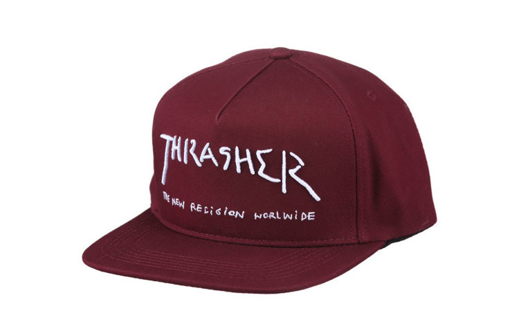 THRASHER New Religion Snap (565450-MAR)