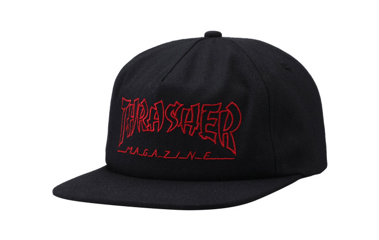 THRASHER China Banks Snap (566039)