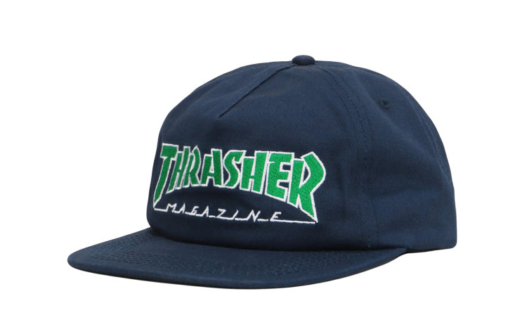 THRASHER Outlined Snap (565920)