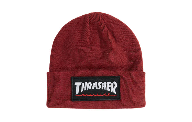 THRASHER Patch Beanie (571939)