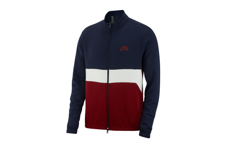 NIKE SB Dri-fit Skate Track Jacket (AT3639-451)