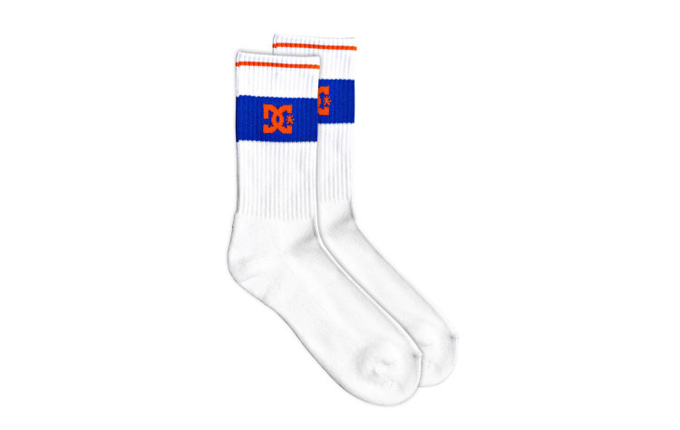 DC To Me Crew Socks (EDYAA03171-XBBW)