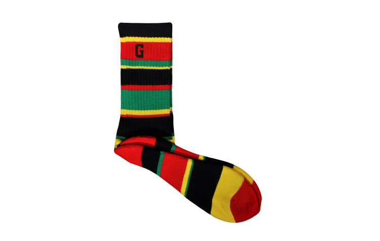 GARAGE Sox Stripes (GS-SOCKS-RAS)