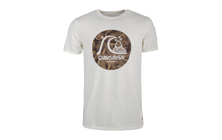 QUIKSILVER Custom Print S/S (EQYZT05497-WCLH)