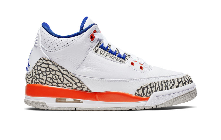 JORDAN Kids Air Jordan 3 Retro (GS) (398614-148)