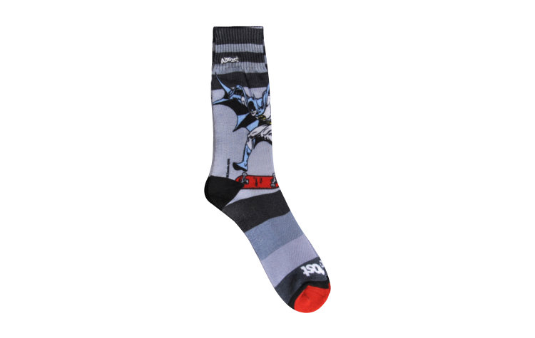 ALMOST Batman Tre-flip Sox (35523004)