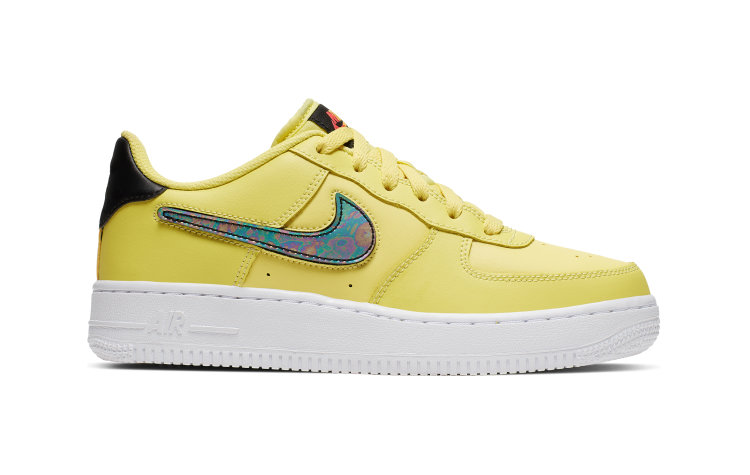 NIKE Kids Air Force 1 Lv8 3 (AR7446-700)