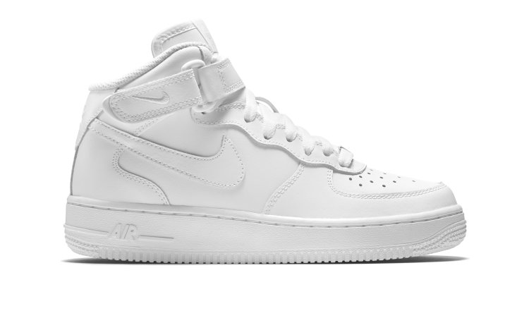 NIKE Kids Air Force 1 Mid (GS) (314195-113)