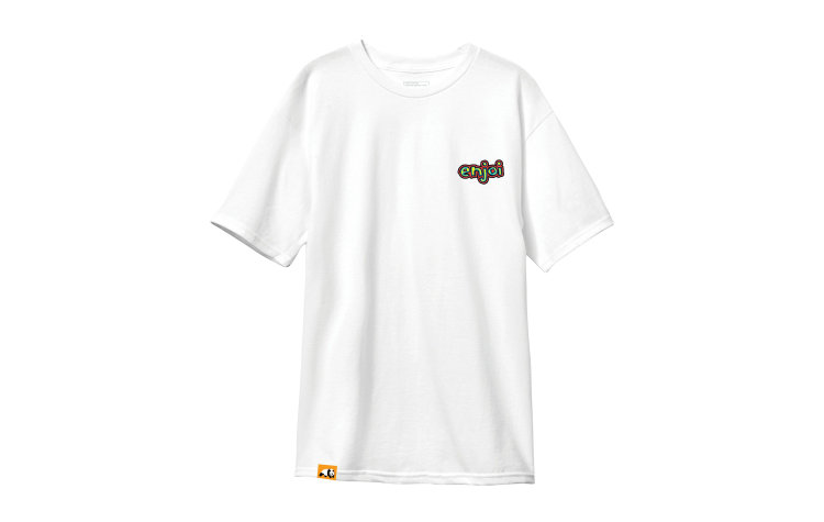 ENJOI Invision S/S (20017838-WHT)