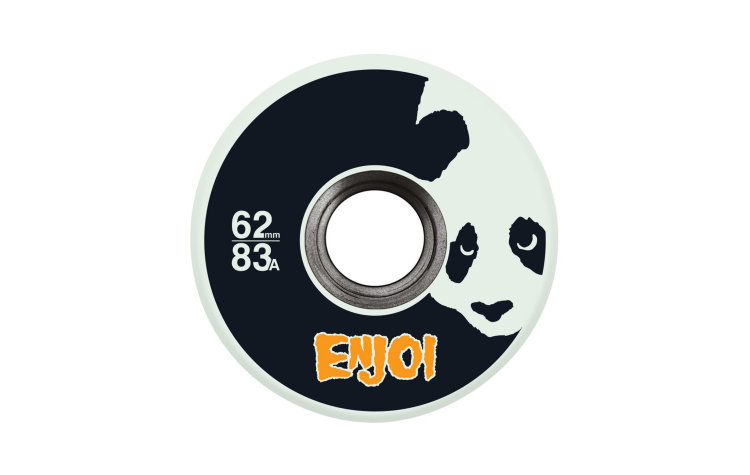 ENJOI Astro Panda Wheels 62mm (10117128-GIT)