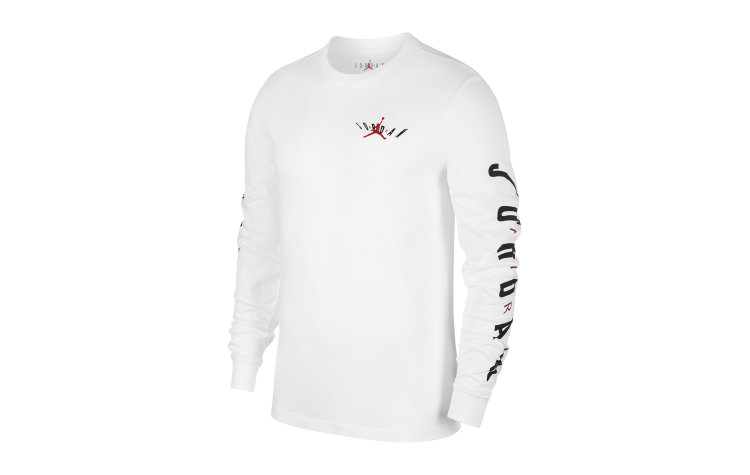 JORDAN Air Swerve L/S (CD5509-100)