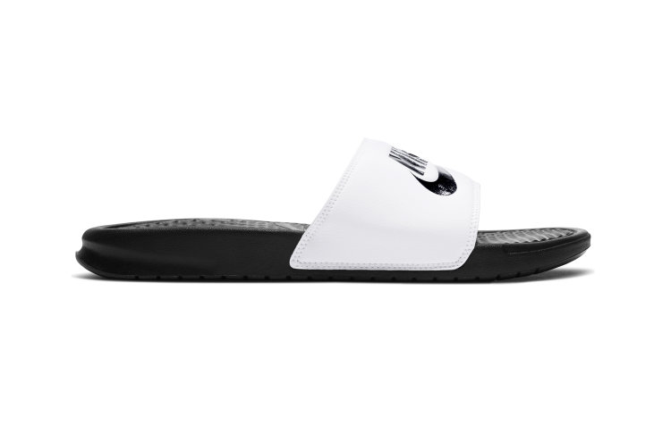 NIKE Benassi Just Do It. Sandal (343880-100)