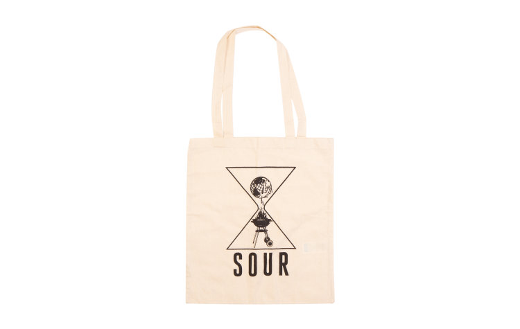 SOUR Bbq Tote Bag (SOUR-SU20-078)