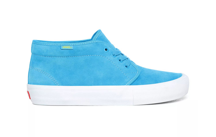 VANS Bart Chukka Pro (the Simpsons) (VN0A4UWT0RB)