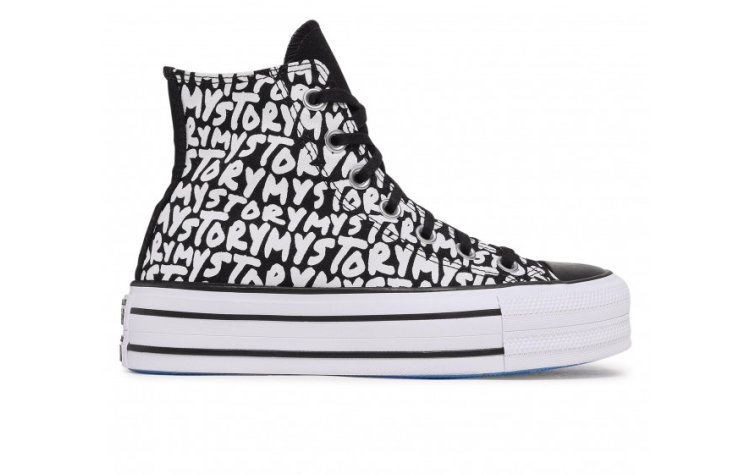 CONVERSE W My Story Ctas Double Stack Lift HI (570321C)